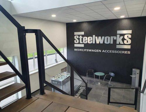 Steelworks in Zaandam